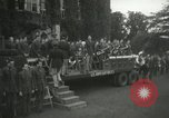 Image of 8th Air Force War Bond rally High Wycombe England United Kingdom, 1944, second 20 stock footage video 65675063321