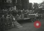Image of 8th Air Force War Bond rally High Wycombe England United Kingdom, 1944, second 21 stock footage video 65675063321