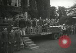 Image of 8th Air Force War Bond rally High Wycombe England United Kingdom, 1944, second 22 stock footage video 65675063321