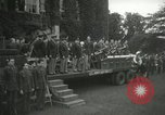 Image of 8th Air Force War Bond rally High Wycombe England United Kingdom, 1944, second 24 stock footage video 65675063321