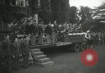 Image of 8th Air Force War Bond rally High Wycombe England United Kingdom, 1944, second 25 stock footage video 65675063321