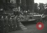 Image of 8th Air Force War Bond rally High Wycombe England United Kingdom, 1944, second 32 stock footage video 65675063321
