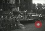 Image of 8th Air Force War Bond rally High Wycombe England United Kingdom, 1944, second 35 stock footage video 65675063321