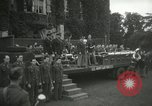 Image of 8th Air Force War Bond rally High Wycombe England United Kingdom, 1944, second 36 stock footage video 65675063321