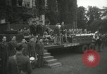 Image of 8th Air Force War Bond rally High Wycombe England United Kingdom, 1944, second 37 stock footage video 65675063321
