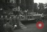 Image of 8th Air Force War Bond rally High Wycombe England United Kingdom, 1944, second 38 stock footage video 65675063321