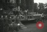 Image of 8th Air Force War Bond rally High Wycombe England United Kingdom, 1944, second 39 stock footage video 65675063321