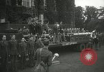 Image of 8th Air Force War Bond rally High Wycombe England United Kingdom, 1944, second 40 stock footage video 65675063321