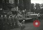 Image of 8th Air Force War Bond rally High Wycombe England United Kingdom, 1944, second 42 stock footage video 65675063321