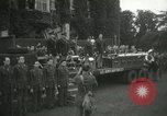 Image of 8th Air Force War Bond rally High Wycombe England United Kingdom, 1944, second 44 stock footage video 65675063321