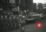 Image of 8th Air Force War Bond rally High Wycombe England United Kingdom, 1944, second 45 stock footage video 65675063321