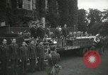 Image of 8th Air Force War Bond rally High Wycombe England United Kingdom, 1944, second 47 stock footage video 65675063321