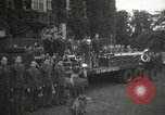Image of 8th Air Force War Bond rally High Wycombe England United Kingdom, 1944, second 51 stock footage video 65675063321