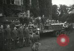 Image of 8th Air Force War Bond rally High Wycombe England United Kingdom, 1944, second 52 stock footage video 65675063321