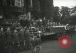 Image of 8th Air Force War Bond rally High Wycombe England United Kingdom, 1944, second 53 stock footage video 65675063321