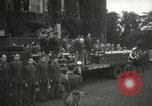 Image of 8th Air Force War Bond rally High Wycombe England United Kingdom, 1944, second 54 stock footage video 65675063321