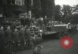 Image of 8th Air Force War Bond rally High Wycombe England United Kingdom, 1944, second 55 stock footage video 65675063321