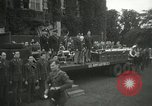 Image of 8th Air Force War Bond rally High Wycombe England United Kingdom, 1944, second 58 stock footage video 65675063321