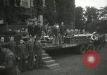 Image of 8th Air Force War Bond rally High Wycombe England United Kingdom, 1944, second 59 stock footage video 65675063321
