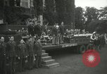 Image of 8th Air Force War Bond rally High Wycombe England United Kingdom, 1944, second 61 stock footage video 65675063321