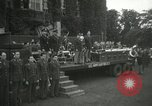 Image of 8th Air Force War Bond rally High Wycombe England United Kingdom, 1944, second 62 stock footage video 65675063321