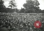 Image of Major Glenn Miller and his Army Air Forces Band High Wycombe England United Kingdom, 1944, second 2 stock footage video 65675063322