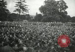 Image of Major Glenn Miller and his Army Air Forces Band High Wycombe England United Kingdom, 1944, second 4 stock footage video 65675063322