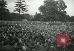 Image of Major Glenn Miller and his Army Air Forces Band High Wycombe England United Kingdom, 1944, second 5 stock footage video 65675063322