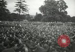 Image of Major Glenn Miller and his Army Air Forces Band High Wycombe England United Kingdom, 1944, second 6 stock footage video 65675063322