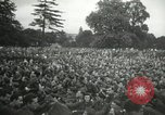 Image of Major Glenn Miller and his Army Air Forces Band High Wycombe England United Kingdom, 1944, second 12 stock footage video 65675063322