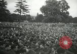 Image of Major Glenn Miller and his Army Air Forces Band High Wycombe England United Kingdom, 1944, second 13 stock footage video 65675063322
