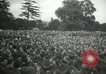 Image of Major Glenn Miller and his Army Air Forces Band High Wycombe England United Kingdom, 1944, second 16 stock footage video 65675063322