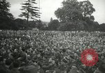 Image of Major Glenn Miller and his Army Air Forces Band High Wycombe England United Kingdom, 1944, second 18 stock footage video 65675063322