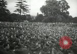 Image of Major Glenn Miller and his Army Air Forces Band High Wycombe England United Kingdom, 1944, second 19 stock footage video 65675063322