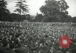 Image of Major Glenn Miller and his Army Air Forces Band High Wycombe England United Kingdom, 1944, second 21 stock footage video 65675063322
