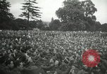 Image of Major Glenn Miller and his Army Air Forces Band High Wycombe England United Kingdom, 1944, second 22 stock footage video 65675063322
