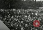 Image of Major Glenn Miller and his Army Air Forces Band High Wycombe England United Kingdom, 1944, second 23 stock footage video 65675063322