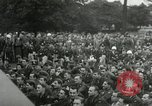 Image of Major Glenn Miller and his Army Air Forces Band High Wycombe England United Kingdom, 1944, second 24 stock footage video 65675063322