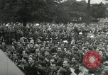 Image of Major Glenn Miller and his Army Air Forces Band High Wycombe England United Kingdom, 1944, second 27 stock footage video 65675063322