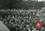 Image of Major Glenn Miller and his Army Air Forces Band High Wycombe England United Kingdom, 1944, second 28 stock footage video 65675063322