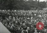 Image of Major Glenn Miller and his Army Air Forces Band High Wycombe England United Kingdom, 1944, second 30 stock footage video 65675063322