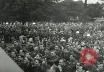 Image of Major Glenn Miller and his Army Air Forces Band High Wycombe England United Kingdom, 1944, second 31 stock footage video 65675063322