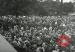 Image of Major Glenn Miller and his Army Air Forces Band High Wycombe England United Kingdom, 1944, second 33 stock footage video 65675063322