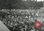 Image of Major Glenn Miller and his Army Air Forces Band High Wycombe England United Kingdom, 1944, second 35 stock footage video 65675063322