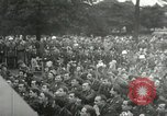 Image of Major Glenn Miller and his Army Air Forces Band High Wycombe England United Kingdom, 1944, second 36 stock footage video 65675063322