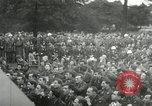 Image of Major Glenn Miller and his Army Air Forces Band High Wycombe England United Kingdom, 1944, second 37 stock footage video 65675063322