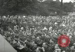 Image of Major Glenn Miller and his Army Air Forces Band High Wycombe England United Kingdom, 1944, second 38 stock footage video 65675063322