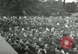 Image of Major Glenn Miller and his Army Air Forces Band High Wycombe England United Kingdom, 1944, second 41 stock footage video 65675063322