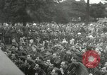 Image of Major Glenn Miller and his Army Air Forces Band High Wycombe England United Kingdom, 1944, second 42 stock footage video 65675063322