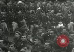 Image of Major Glenn Miller and his Army Air Forces Band High Wycombe England United Kingdom, 1944, second 55 stock footage video 65675063322